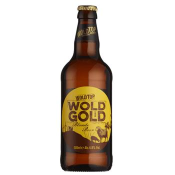 Wold Gold Beer