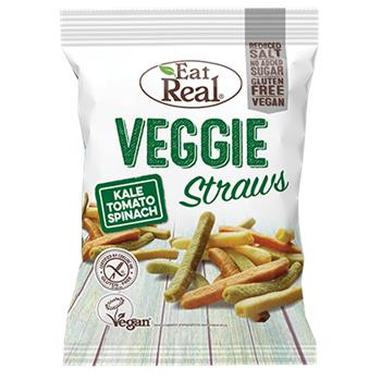 Eat Real  Kale,Tomato & Spinach Veggie Chips