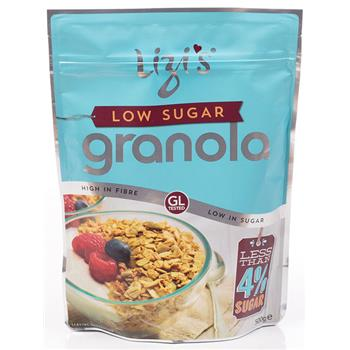 Granola Low Sugar