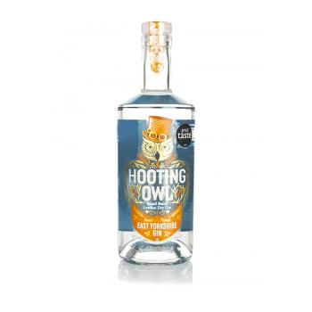 Hooting Owl East Yorkshire Gin 20cl