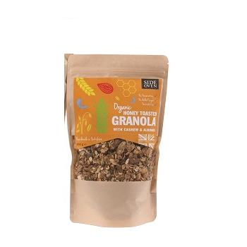 Granola with Nuts, Honey Toasted