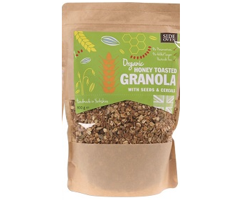 Granola Honey Toasted With Seeds and Cereals