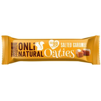 Salted Caramel Oaties