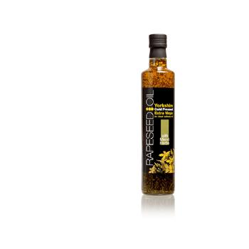 Yorkshire Rapeseed oil With Mix Herb 500ml
