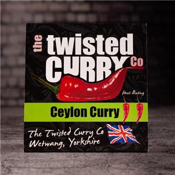 The Twisted Curry- Ceylon Curry