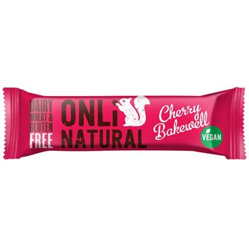 Fruit & Nut Bar Cherry Bakewell