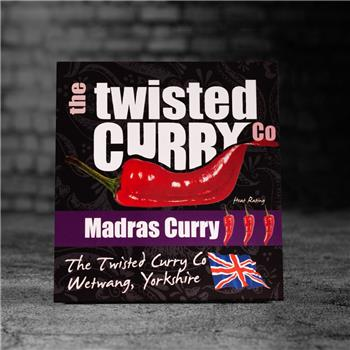 The Twisted Curry- Madras Curry