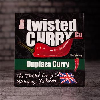 The Twisted Curry-Dupiaza Curry