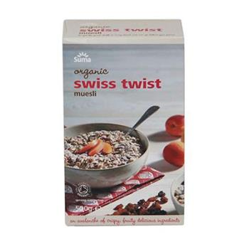 Muesli Suma Swiss Twist