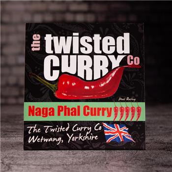The Twisted Curry- Naga Phal Curry