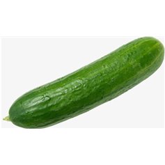 "Cucumber Whole ""Local Grown"""