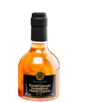 Raisthorpe Simmering Toffee Caramel Vodka Liqueur 25cl
