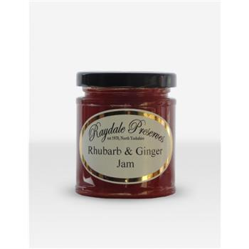 Raydale Rhubarb And Ginger Jam