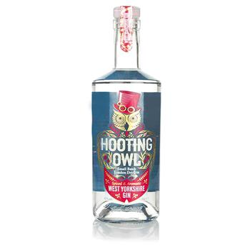 Hooting Owl West Yorkshire Gin 20cl
