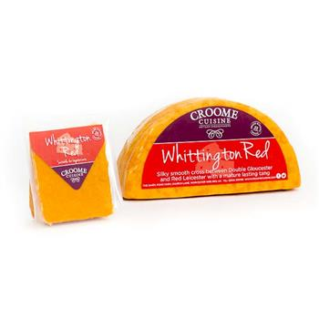 Cheese Croome Whittington Red