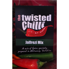 The Twisted Curry - Jalfrezi Curry