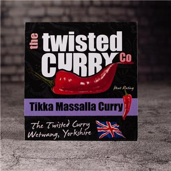 The Twisted Curry- Tikka Massalla Curry