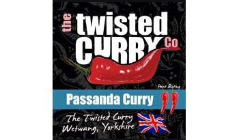 The Twisted Curry - Passanda Curry
