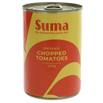 Tomatoes Chopped Organic