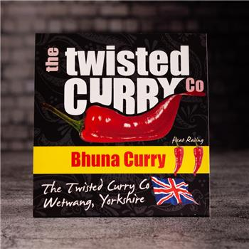 The Twisted Curry- Bhuna Curry