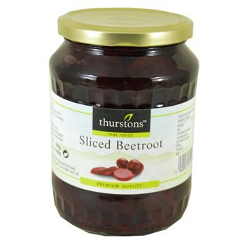 Thurston's Beetroot Sliced