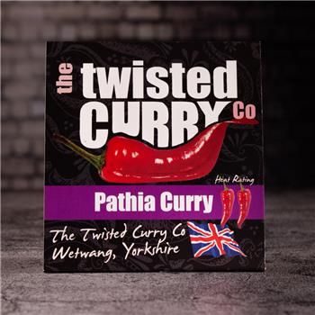 The Twisted Curry- Pathia Curry