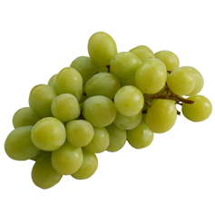 "Seedless Green Grapes ""Early Sweet"""