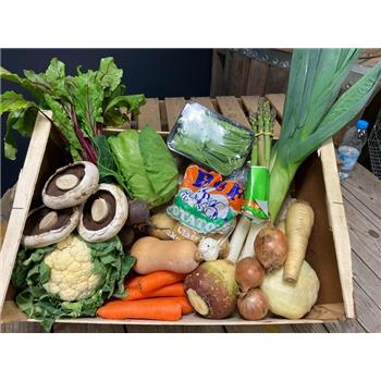 Box Scheme-All Vegetables (This Box Contains Only Vegetables)