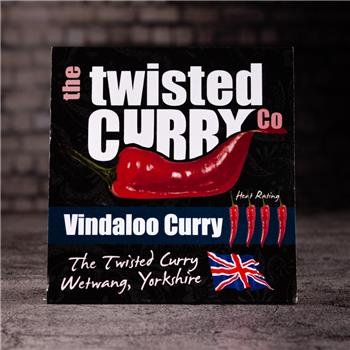 The Twisted curry - Vindaloo Curry