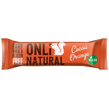 Fruit & Nut Bar Coco Orange