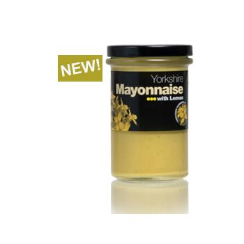 Yorkshire Mayonnaise With Lemon