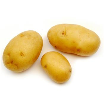 Potatoes Washed Mids