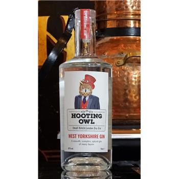 Hooting Owl West Yorkshire Gin 70cl