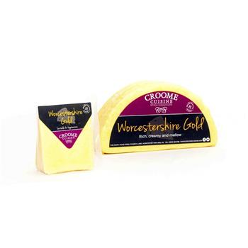 Cheese Croome Worcestershire Gold