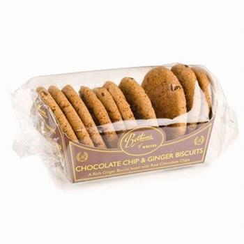 Botham's Chocolate Chip & Ginger Biscuits
