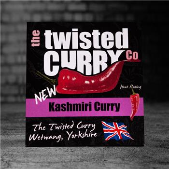 The Twisted Curry- Kashmiri Curry