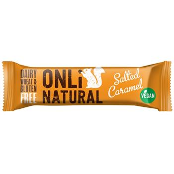 Fruit & Nut Bar Salted Caramel
