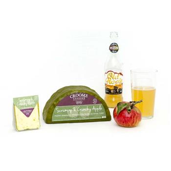 Cheese Croome Scrumpy & Crunchy Apple