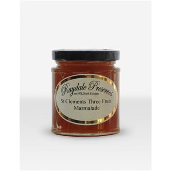 Raydale St Clements  Three Fruit Marmalade