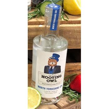 Hooting Owl North Yorkshire Gin 50cl