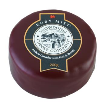Cheese Snowdonia Ruby Mist